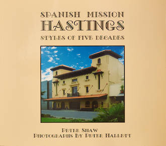 Spanish Mission Hastings - styles of five decades