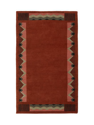 Sang Red rug