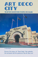 Napier Art Deco City - DVD