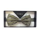 Bow Tie - Olive