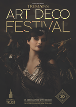 2018 Tremains Art Deco Festival Programme