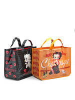 Betty Boop Carry Bags