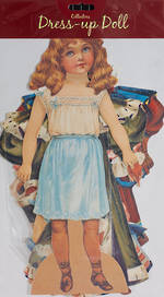 Paper dress up dolls