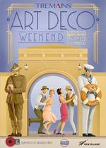 2015 Art Deco Weekend Poster