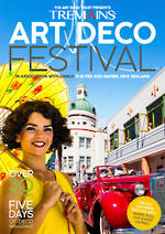 2016 Tremains Art Deco Festival Programme